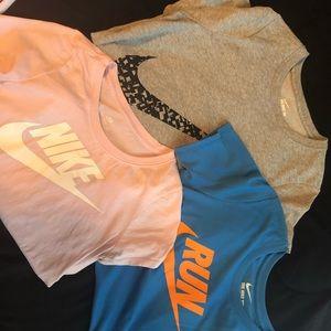 Nike T-shirt's